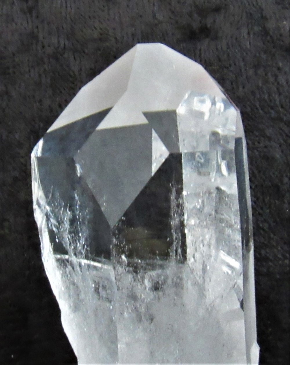 Window - A face or 'window' that is in the shape of a diamond.