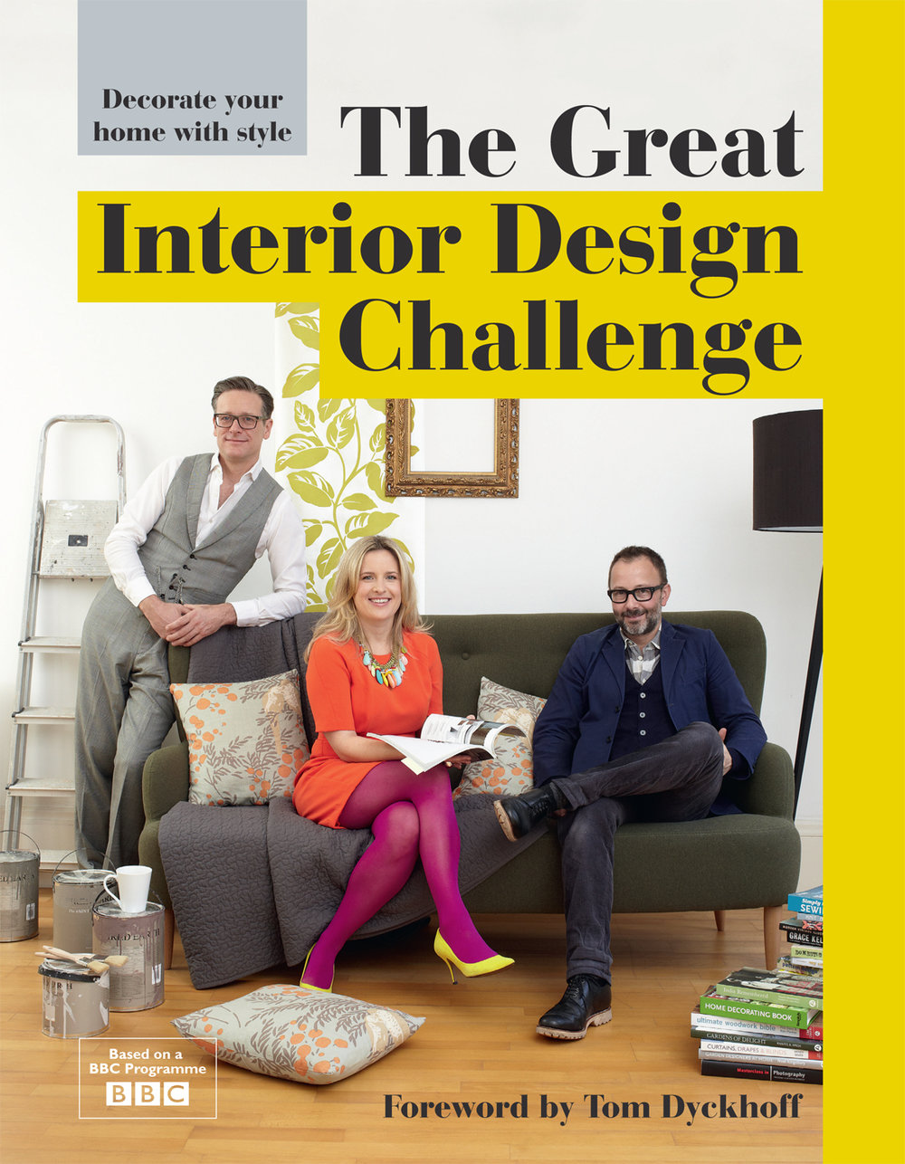 The Great Interior Design Challenge By Katherine Sorrell
