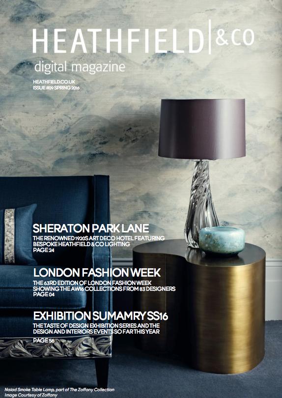 Heathfield & Co Magazine - Spring 2016