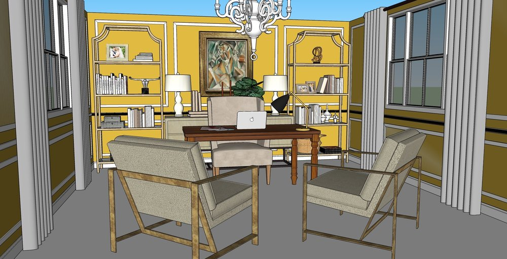 AXA Insurance - Tips & Guides - How to design a home office