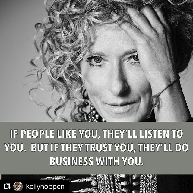 #Repost @kellyhoppen my business idol 😍 ・・・ Core business principles never change.  One bit of advice I share with any of my investments and team is find out your purpose.  When you find YOUR true purpose it guides your actions and decisions in everything you do (it also helps you sleep at night). ☠ When people are driven by profit or winning at any cost they often cut corners (morally and sometimes illegal) which often mean's someone is losing out or at risk.  Trust is measured by your actions when no-one is looking. #kellysbizadvice #kindness #purpose #mondaymood