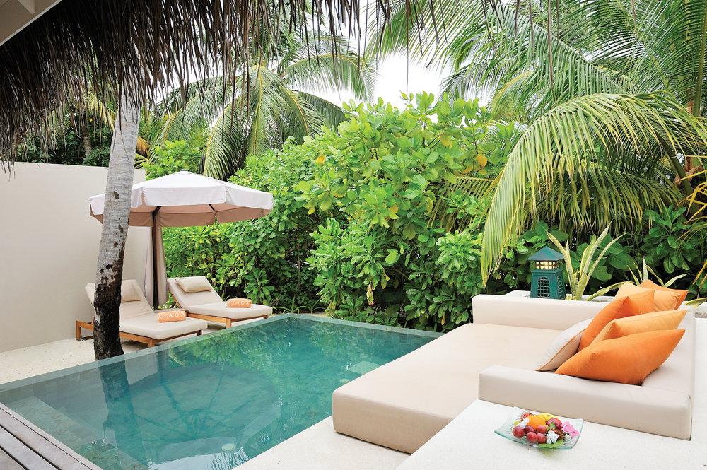 Beach Villa -