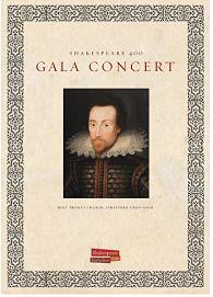 Shakespeare 400 Gala
