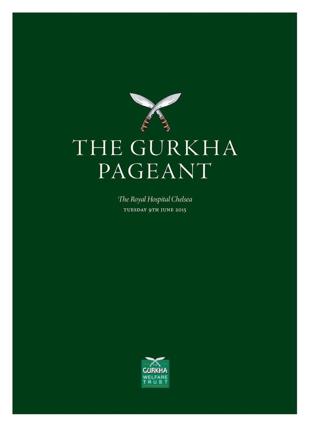 Gurkha 200 Pageant