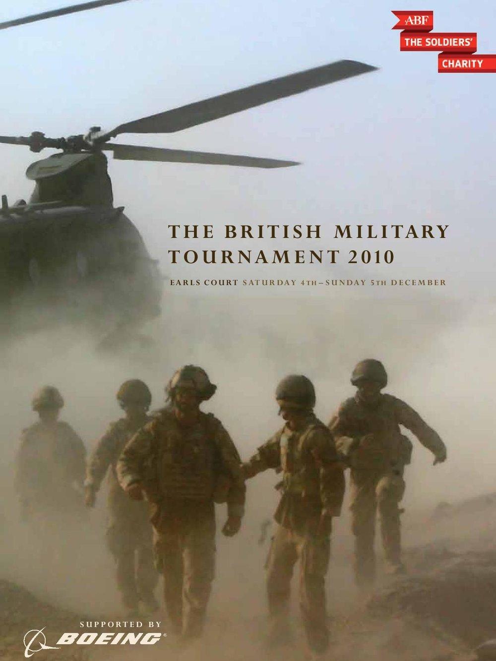 British Military Tournament 2010