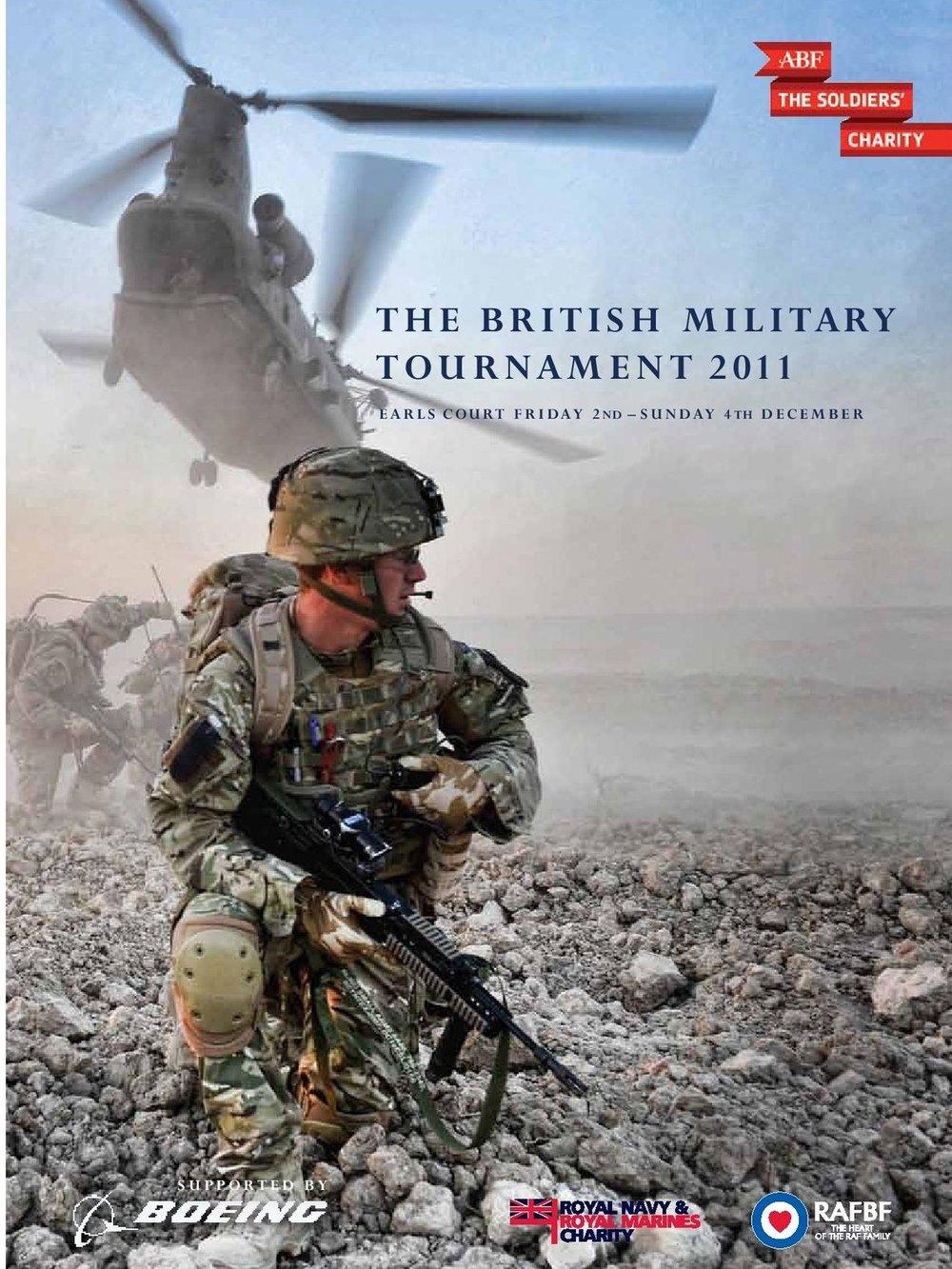 British Military Tournament 2011