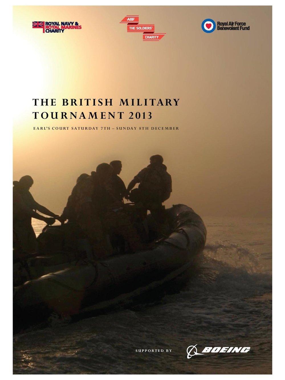 British Military Tournament 2013