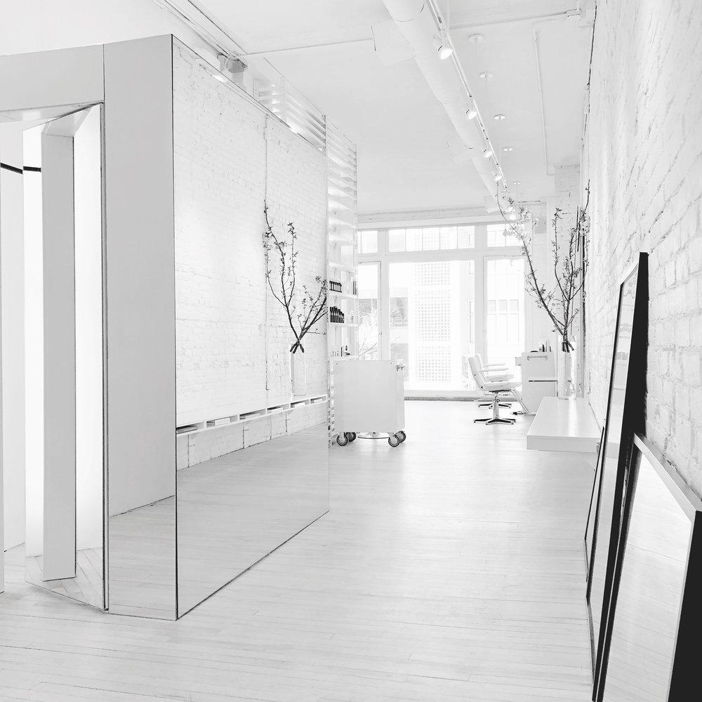JSD Studio by Jeffrey Dauksevich. Best of Boston Luxury Hair Salon.