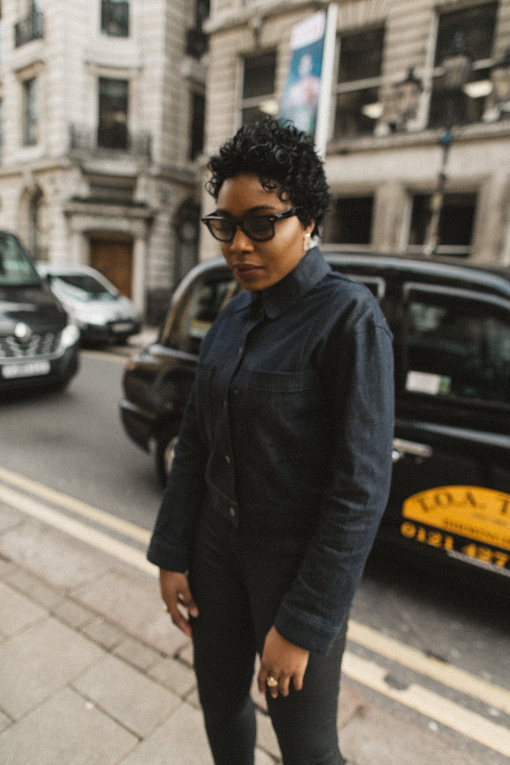 being an unapologetically black woman