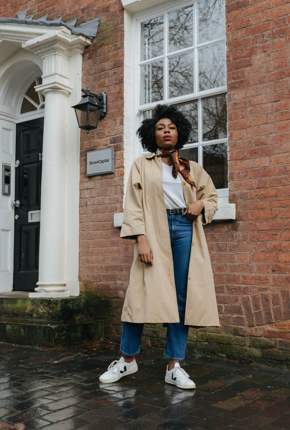 How to wear a trench coat - 3 simple outfit ideas