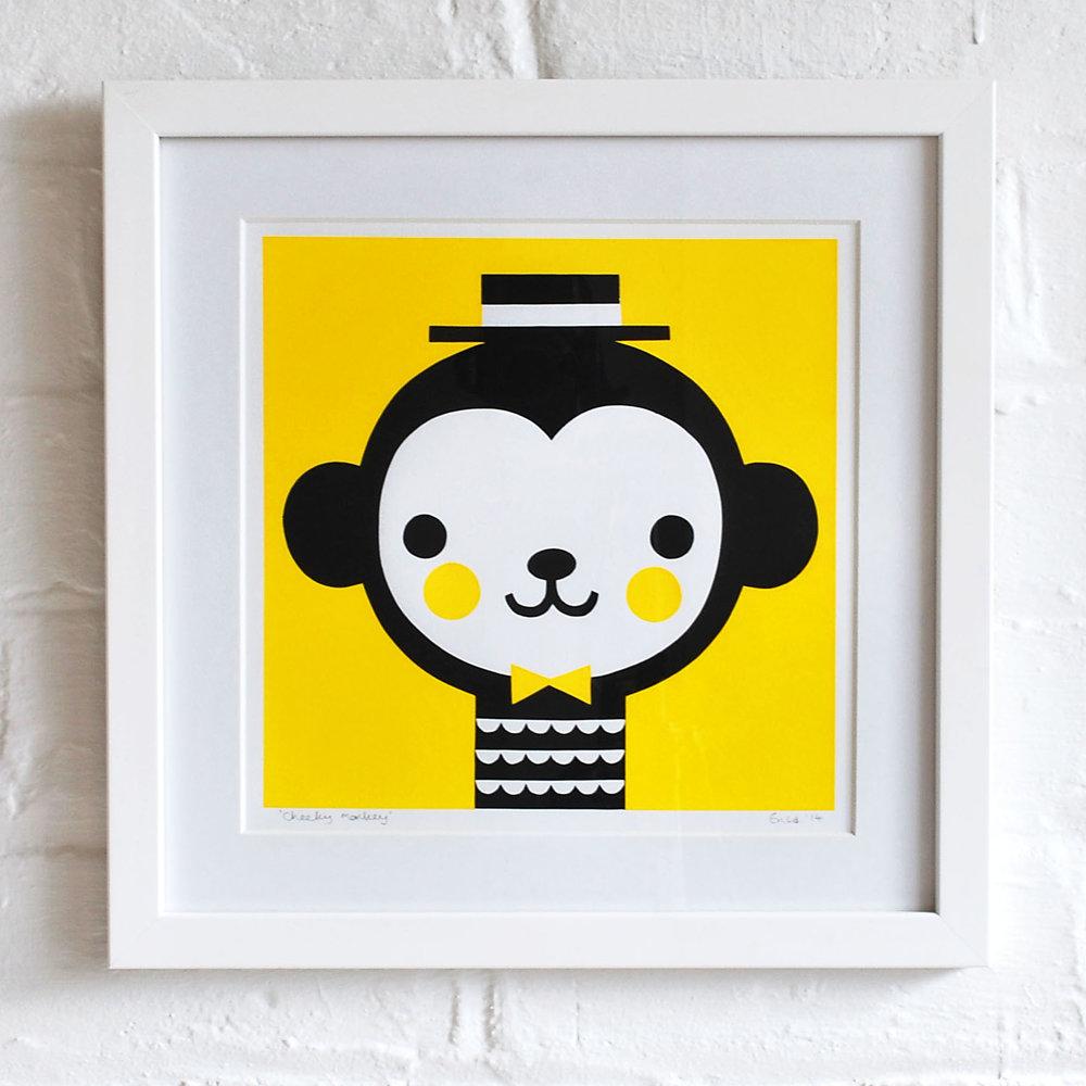 framed monkey.jpg