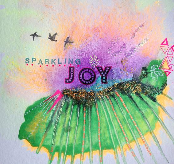 Make your life more sparkling Joy!