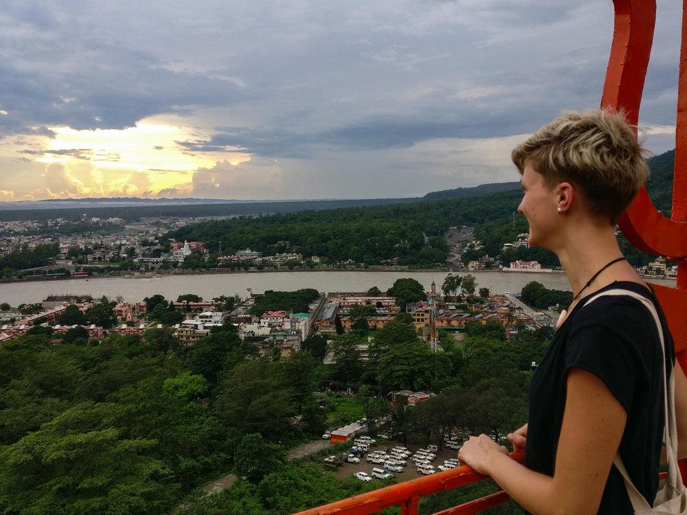 Ausflug zum Booht Nath Tempel