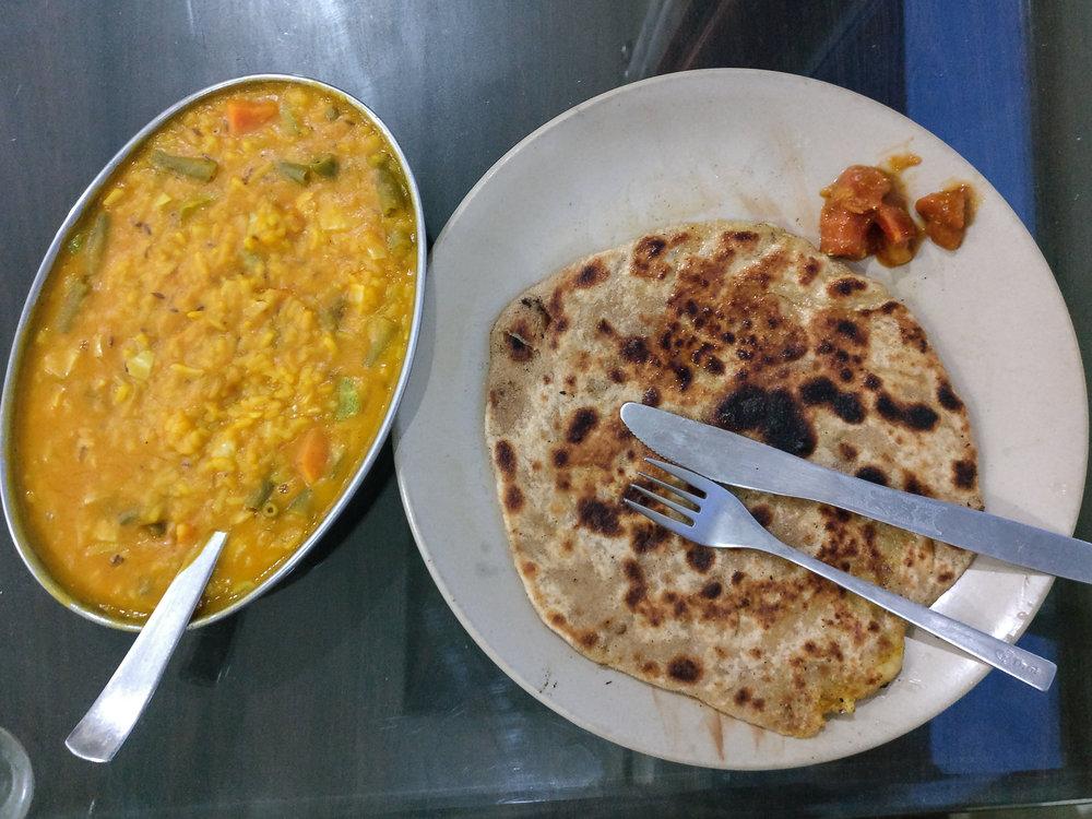 Indisches Essen 1