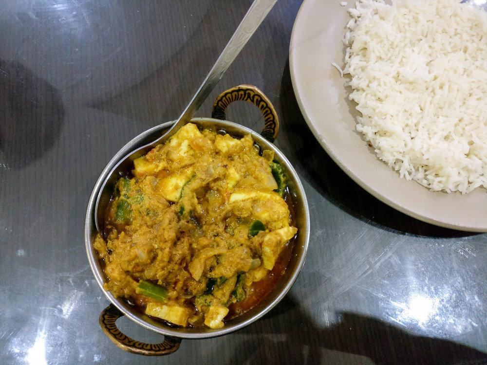 Indisches Essen 2