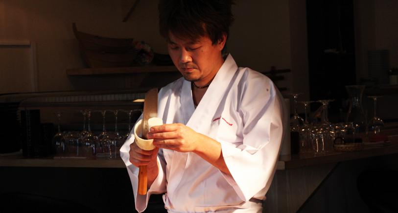Ippei Uemura - chef