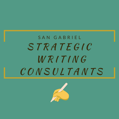 San Gabriel Writing Consultants