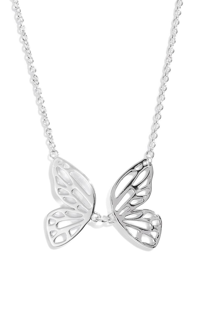 5dd4800dd Get it here:  https://shop.nordstrom.com/s/olivia-burton-butterfly-pendant-necklace/4870688?origin=keywordsearch-personalizedsort&color=silver