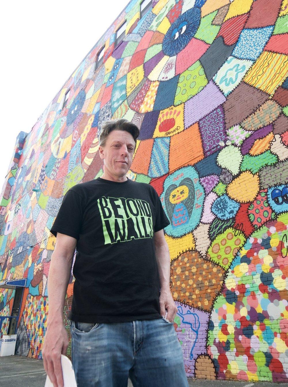 Caleb Neelon Beyond Walls Lynn 2017