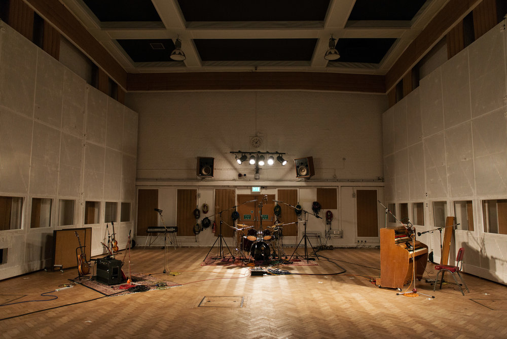 A commission from  Stink Digital  and  Google Creative Lab  to photograph Abbey Road and portraits of the people who work there for the editorial element of  Inside Abbey Road  project.