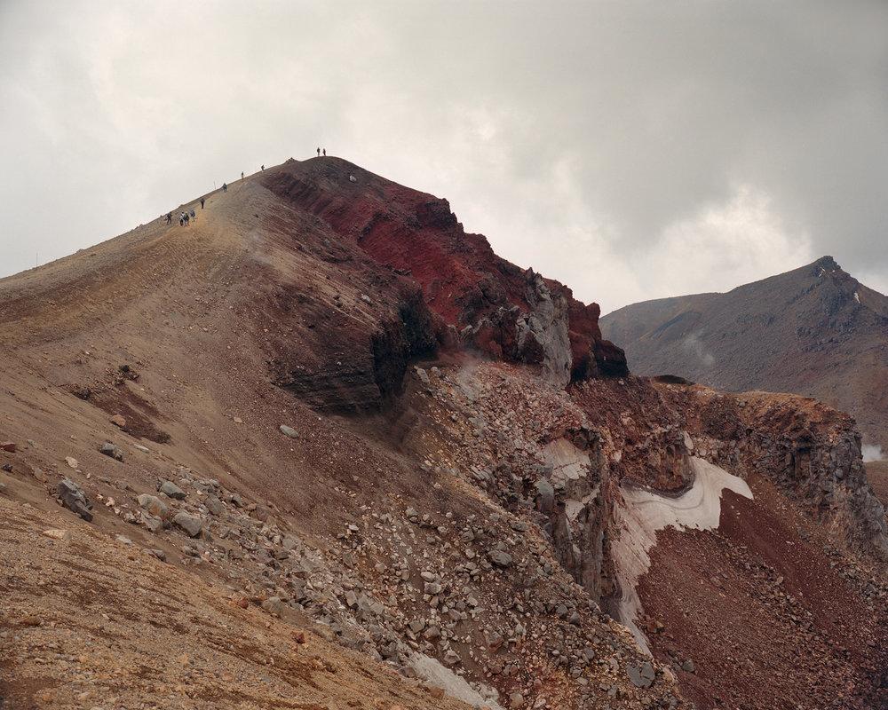 Tongariro Alpine Pass