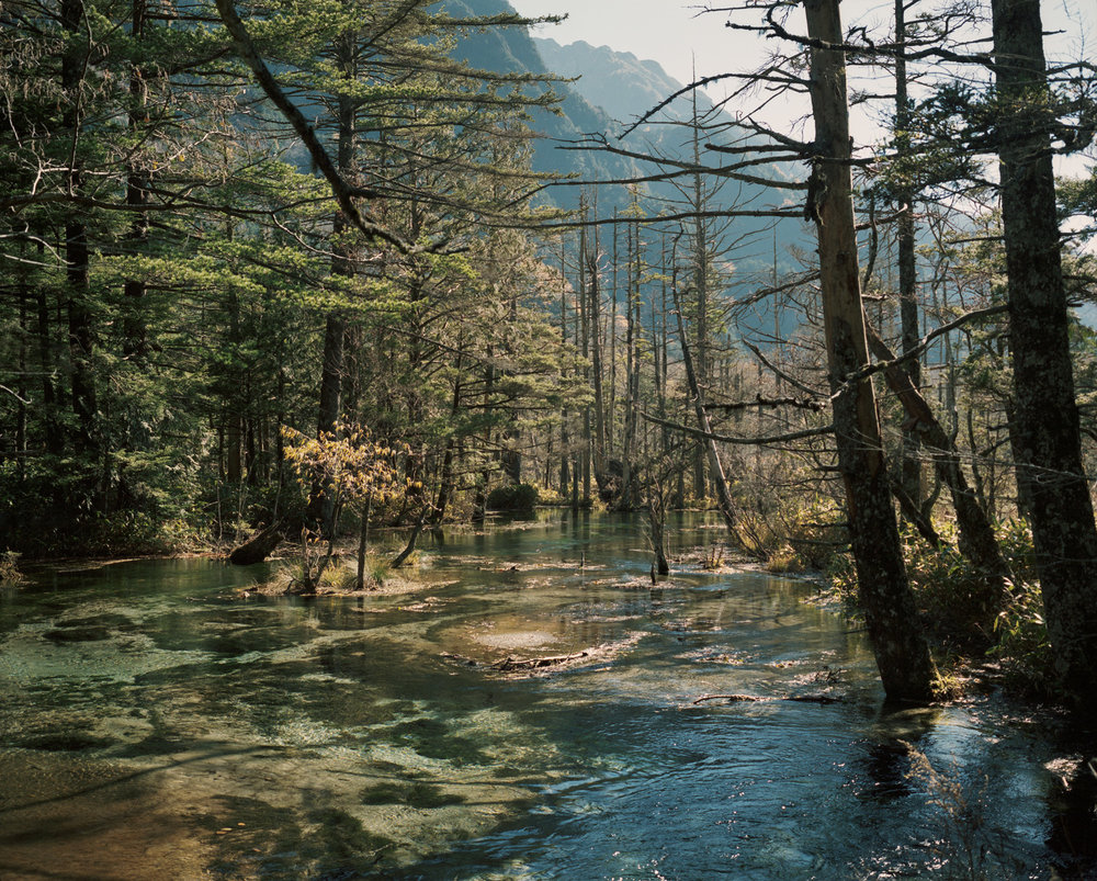 Kamikochi National Park