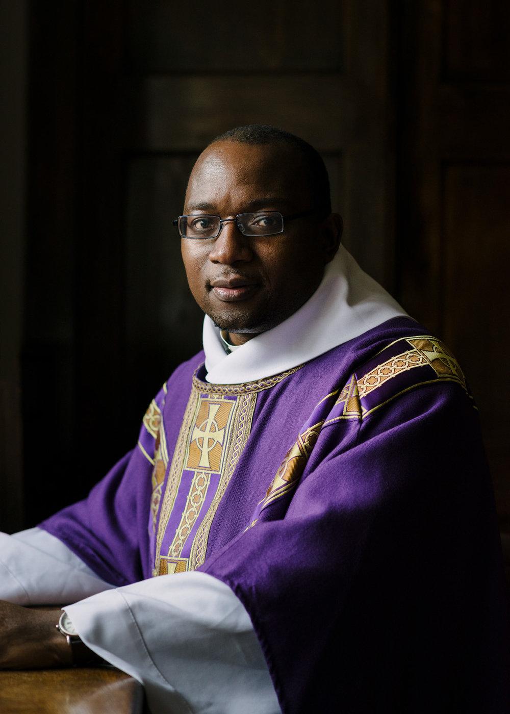 Father Douglas Machiridza
