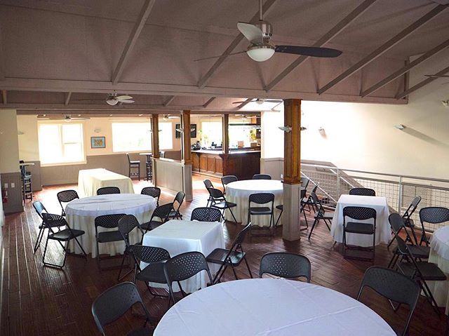 Our private event space upstairs is completely customizable to your needs and features a full-service bar, big balcony, and fantastic views. Give us a call or stop by and see us for more information! (904) 277-5269 🌿💃🍾