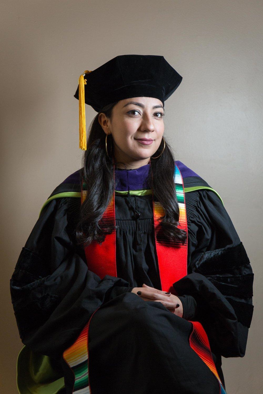 I'm First: First Generation Grad -