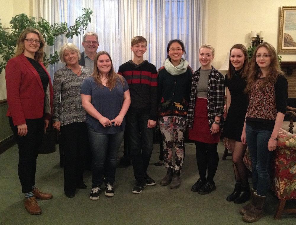 Orpheus Choir of Toronto Vocal Apprentice Program