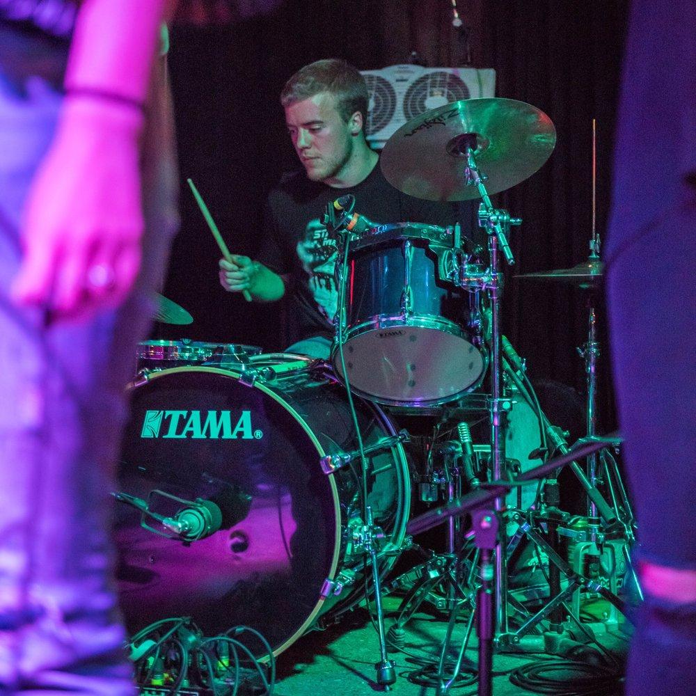 Austin Pine / Drums