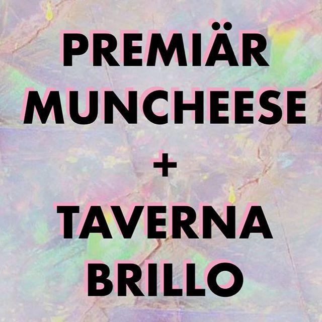 Med start idag kan du få ost på pizzan på @taverna_brillo även om du är vegan! 📯🎊