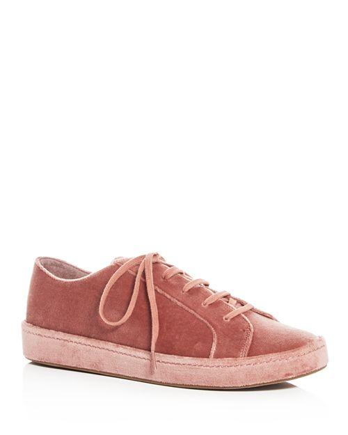 Daryl Velvet Sneaker - Joie