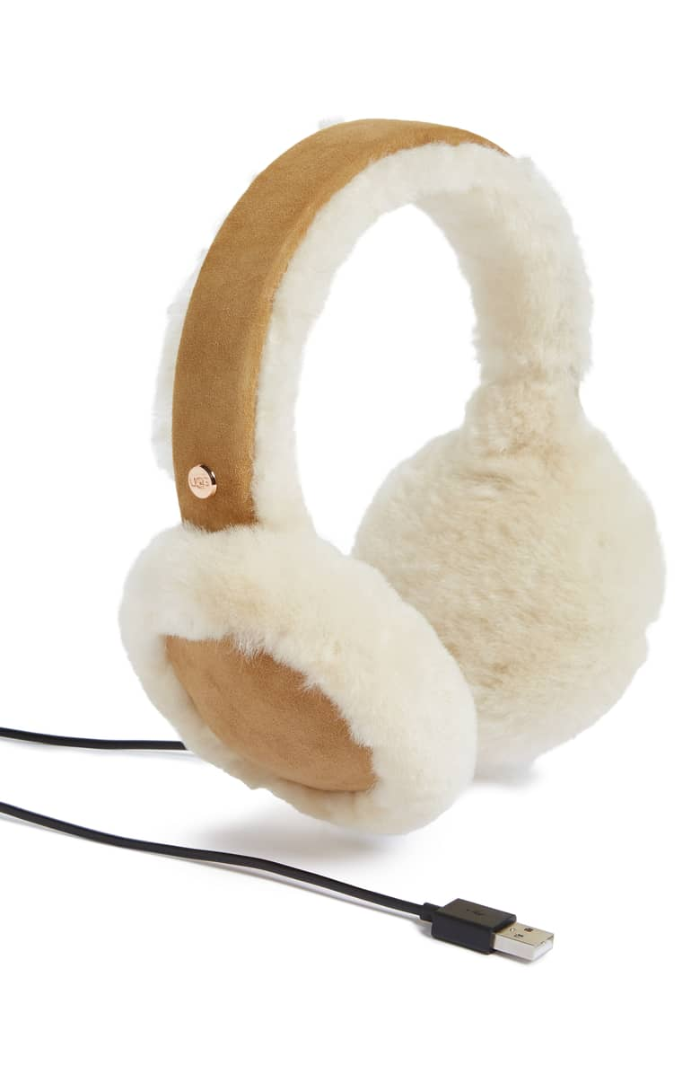 Shearling Bluetooth®Earmuffs - UGG Collection