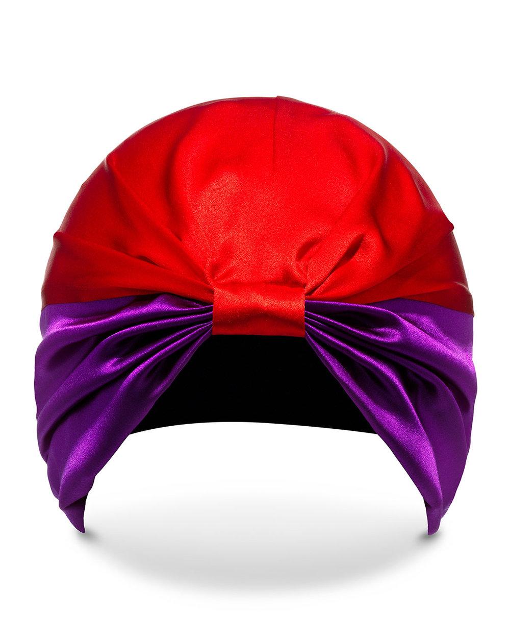 The Dita Protective Hair Wrap - SILKE London