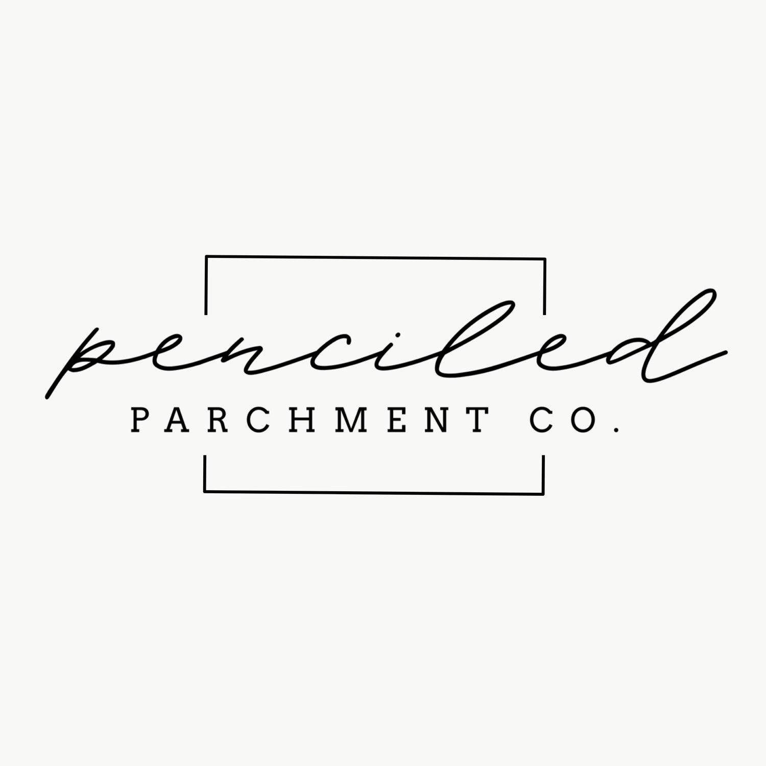 penciled parchment co