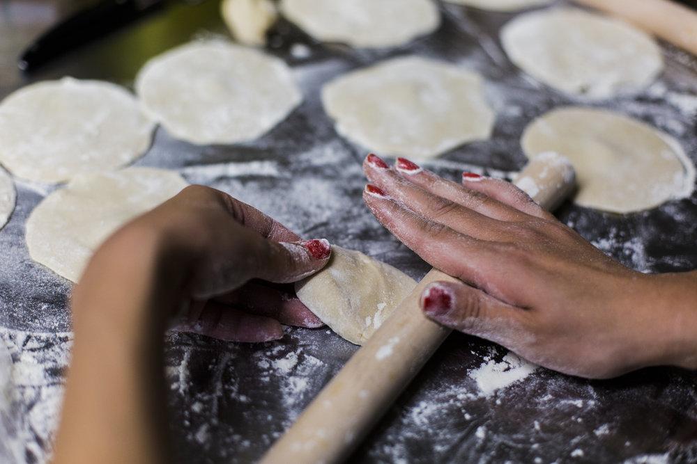 Petit bao cuisine faite main