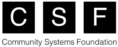 Community Systems Foundation logo