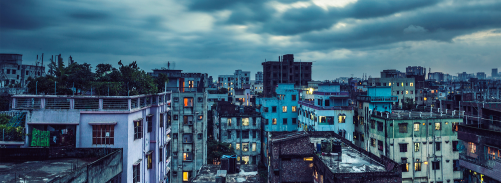 A city in Bangladesh. Source: Ahmed Hasan via Unsplash