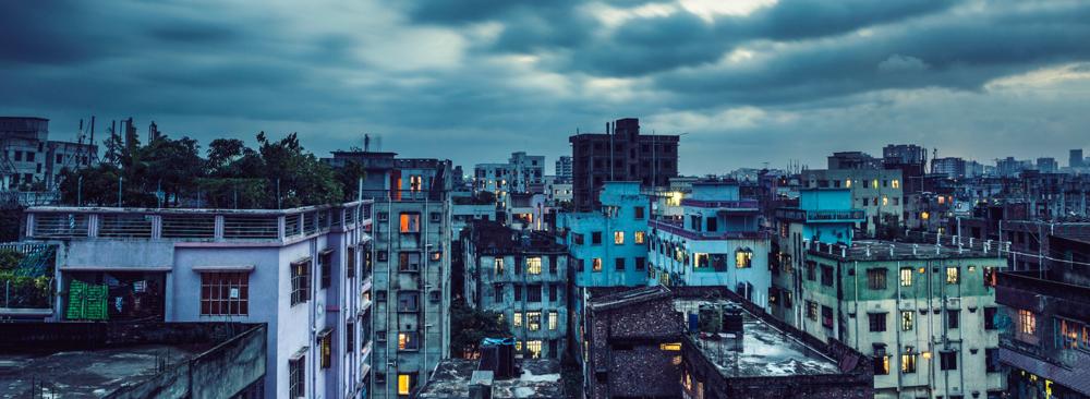 A city in Bangladesh. Source: Ahmed Hasan via Unsplash