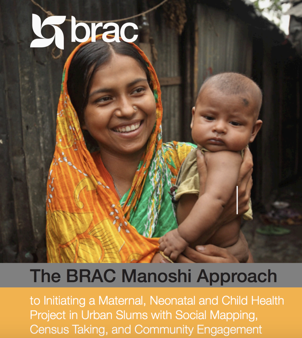 Interested in learning more about the Manoshi project? Read BRAC's report    here   .