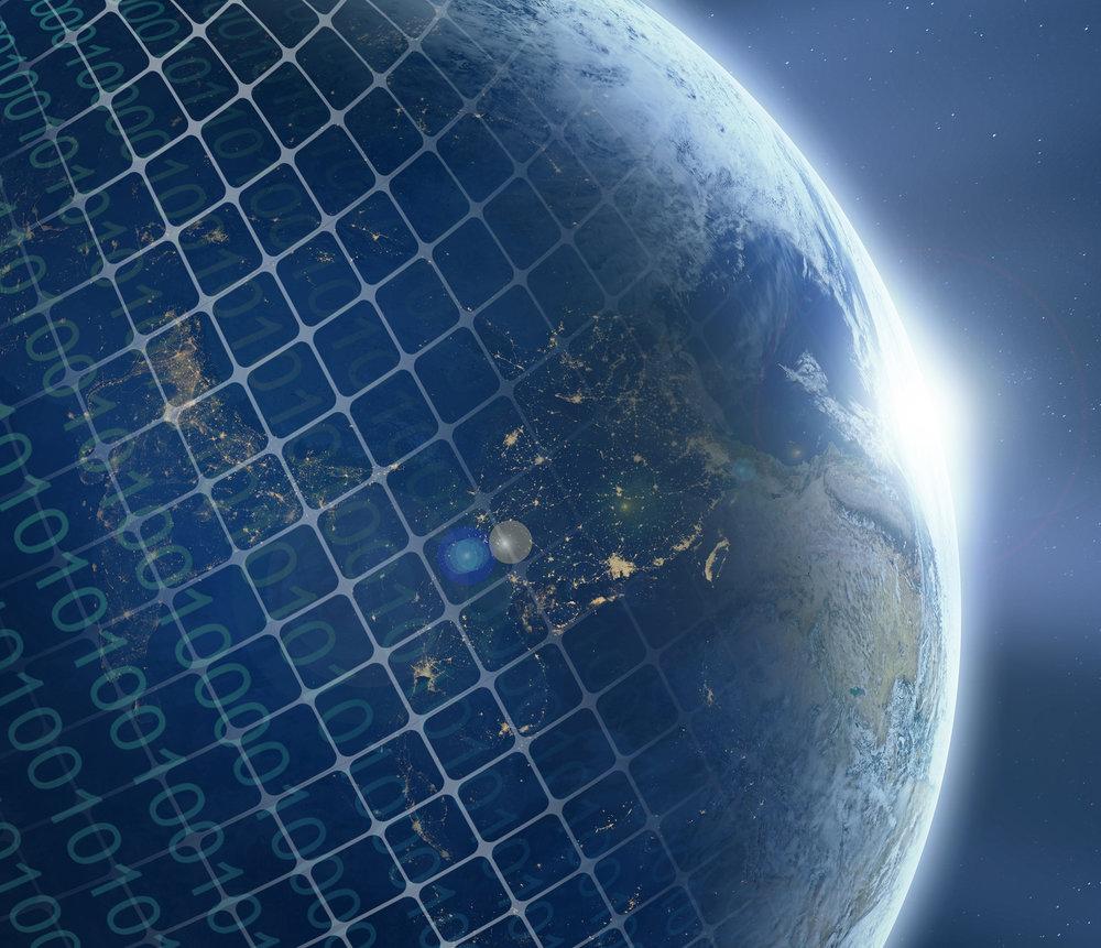 Digital earth.  Accessed Nov 06, 2018. Source: Yassay/Pixabay.