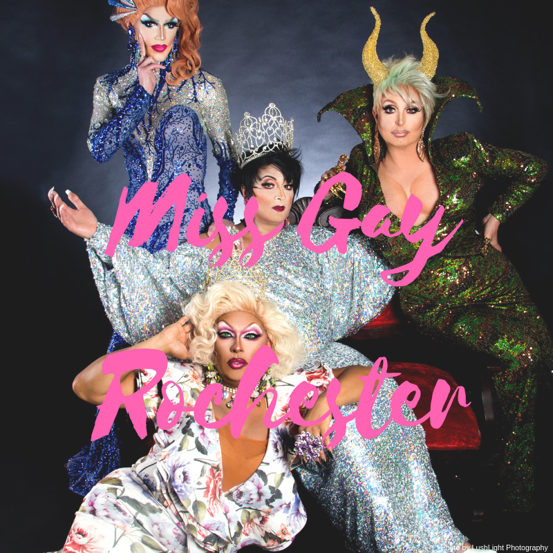 Miss Gay Rochester Pageant