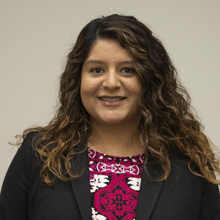 Jassmine Posada, Coordinator of Fort Worth Children's Partnership, Fort Worth ISD
