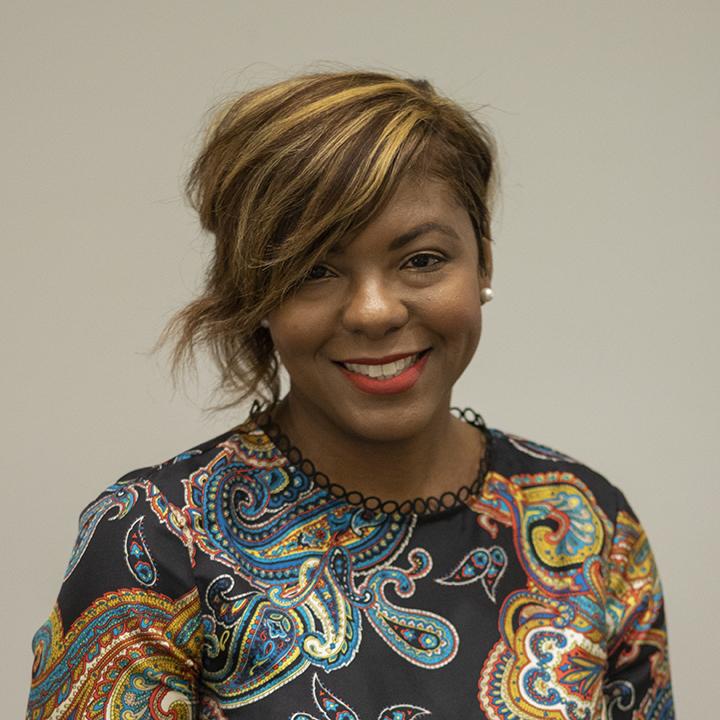 Shalunda Corzine, Human Resources Manager, Fort Worth ISD