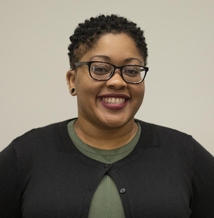 Alexandra Thurston, Administrator, Child Nutrition Programs, City of Fort Worth