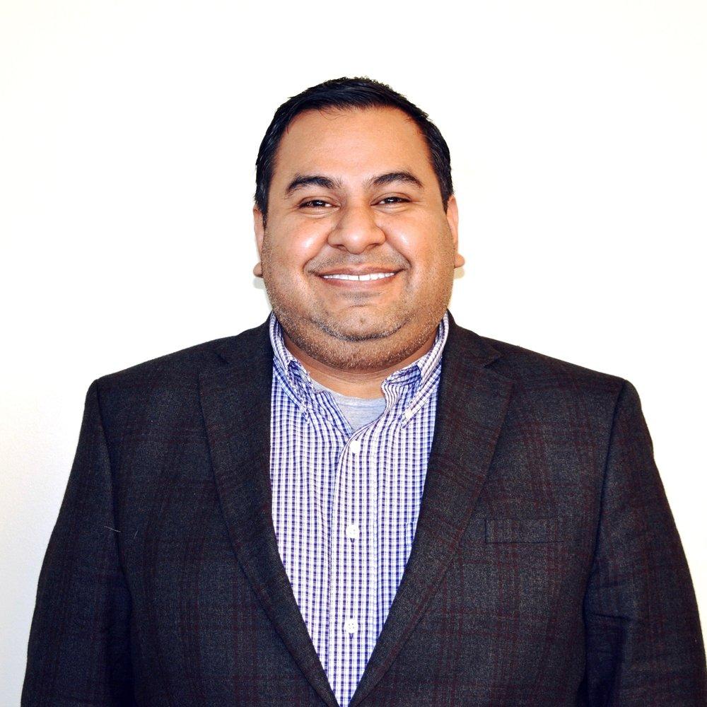 Oscar Rodriguez, Staffing Manager, Dallas ISD