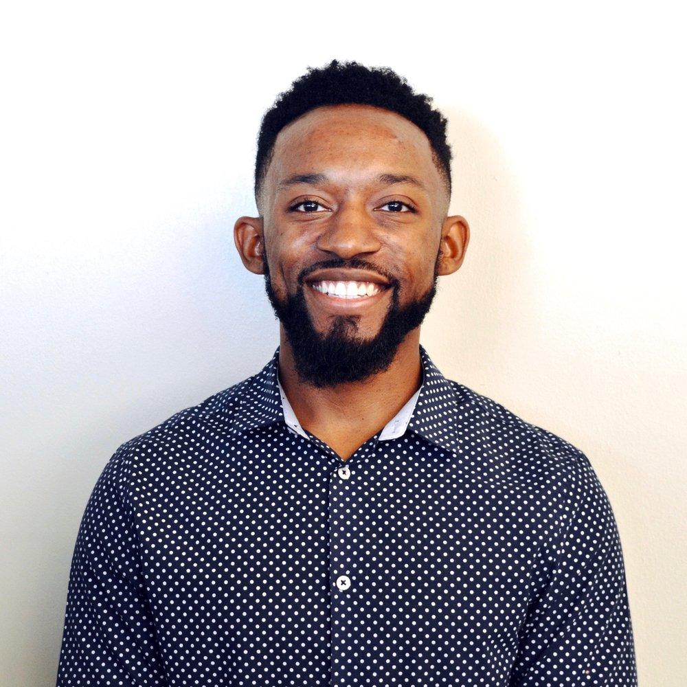 Xavier Henderson, Community Organizing Fellow, Commit!