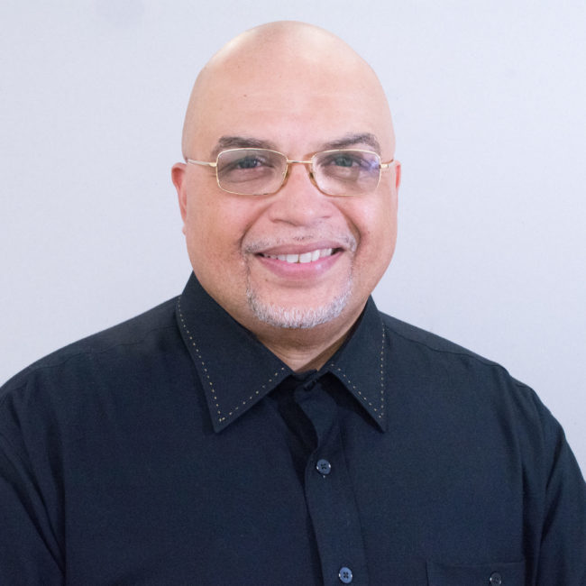 D.Z. Cofield, Senior Pastor, Good Hope MBC, CEO Hope for Families, Consultant