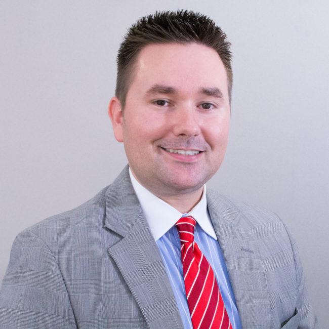 Justin Marino, Government Relations Director, Houston ISD